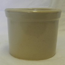 Collectible RRP Robinson Ransbottom Pottery 1 Pint Low Crock Bowl Roseville - $29.37