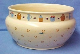 David Davir Large Pot Pottery Crock Japan Our Home National Housewares - $29.37