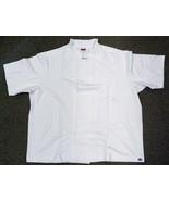 Dickies CW070108A Unisex White Restaurant Uniform Chef S/S Coat Jacket S... - $19.57