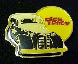 Disney Dick Tracy Police Car Trading Pin Retired # 1847 Movie Applause - $19.57
