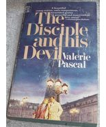 VINTAGE RARE BK - The Disciple & His Devil - Valerie Pascal - $10.00