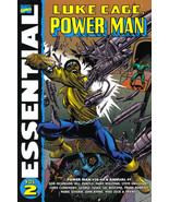 Essential Luke Cage, Power Man Vol. 2 Trade Paperback - $10.00