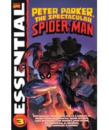 Essential Peter Parker, The Spectacular Spider-man Vol. 3 Trade Paperback - $10.00