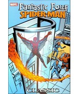 Fantastic Four / Spider-man Classic Trade Paperback - $12.00