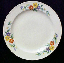 Knowles China 5 Bowls 1 Salad Plate Floral Flow... - $34.27