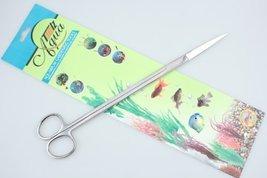 "Aquarium Live Fish Tank Water Plant Tool Straight Scissors 11"" Long Stai... - €8,81 EUR"