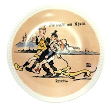Newall Pottery Norman Rockwell On Tour Die Walk... - $39.17