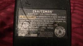 Craftsman Die Hard 19.2 volt NiCd Battery ONLY 130279005   - $11.00