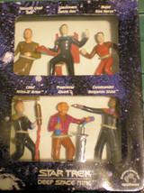 Star Trek-Deep Space Nine (6 Figure Set) - $25.00