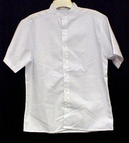 Profiles Star Chef Server Restaurant White Shirt M New