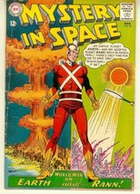 MYSTERY IN SPACE #82 (1963) ~ ADAM STRANGE! - $15.00