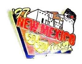 QVC Collectible State Pin 1997 New Mexico 50 in 50 Exclusive Lapel Colla... - $12.71