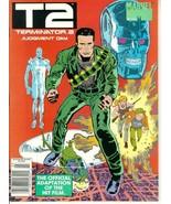 TERMINATOR 2: JUDGEMENT DAY MOVIE ADAPTATION (Marvel Comics) - $2.50