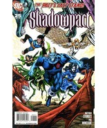 SHADOWPACT #25 (2006 Series) NM! - $1.50