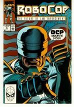 ROBOCOP #5 (Marvel Comics) NM! - $1.50