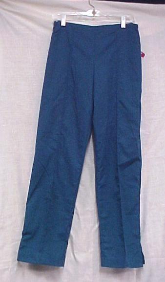 ec406b3d718 Scrub Pants Scrubs Caribbean Blue Crest Slim and 50 similar items