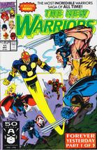 New Warriors #11 (1990 Series) Nm! - $1.50
