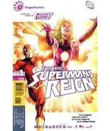 TANGENT: SUPERMAN'S REIGN #1 (DC Comics, 2008) NM! - $1.50