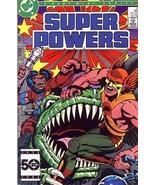SUPER POWERS #2 (DC Comics, 1985) - $1.50