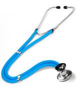 "Stethoscope Sprague Rappaport Neon Blue Dual Tube 122 Prestige Medical 30"" New - $17.43"