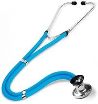 Stethoscope Sprague Rappaport Galaxy Blue Dual Tube 122 Prestige Medical... - $17.61