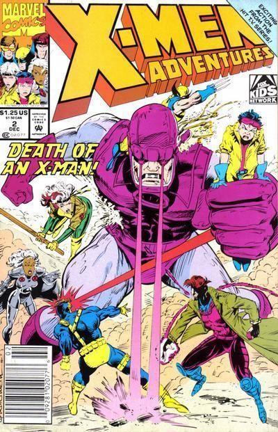 X-Men Adventures #2 NM! ~ MUTANT MAYHEM