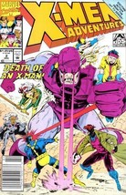 X-Men Adventures #2 NM! ~ MUTANT MAYHEM - $1.50