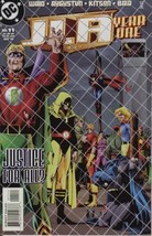 JLA YEAR ONE #11 NM! - $1.50