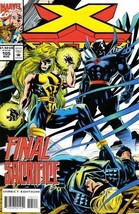 X-Factor #105 NM! ~ MUTANT MAYHEM - $1.50