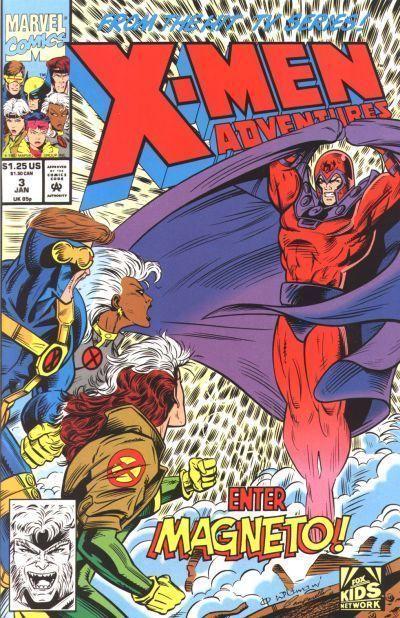 X-Men Adventures #3 NM! ~ MUTANT MAYHEM