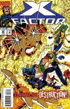 X-Factor #96 NM! ~ MUTANT MAYHEM - $1.50