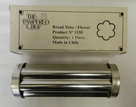 The Pampered Chef Spring Flower Floral Shaped Bread Cake Tube Mold In Bo... - ₨1,162.87 INR