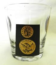 US Liberty Coin Bar Glass Dollars Federal Rocks Vintage Black Gold Black... - $29.37