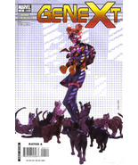 GENEXT #4 (Marvel Comics, 2009) NM! - $1.50