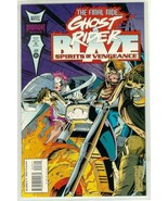 SPIRITS of VENGEANCE #23 (Ghost Rider & Blaze) NM! - $1.50