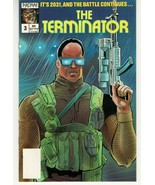TERMINATOR #3 (Now Comics) NM! - $1.50