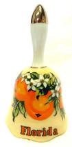 Vintage Collectible Orange Blossom Fruit Florida Travel Souvenir Tan Bel... - $29.37