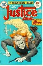 JUSTICE INC. #1 (DC Comics, 1975) - $1.50