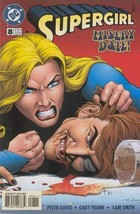 SUPERGIRL #8 (1996 Series) NM! - $1.50