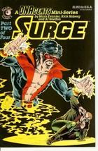 SURGE #2 (Eclipse Comics, 1984) NM! - $1.50