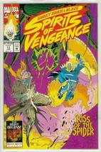 SPIRITS of VENGEANCE #11 (Ghost Rider & Blaze) NM! - $1.50