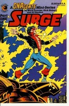 SURGE #1 (Eclipse Comics, 1984) NM! - $1.50