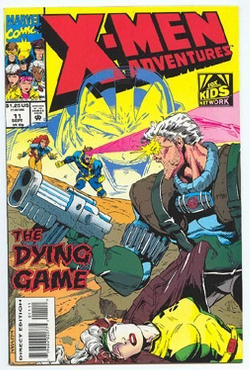 X-MEN ADVENTURES #11 NM!