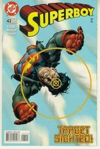 SUPERBOY #43 (1994 Series) NM! - $1.50