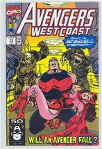 AVENGERS WEST COAST #73 NM! - $1.50