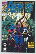 AVENGERS WEST COAST #76 NM! - $1.50
