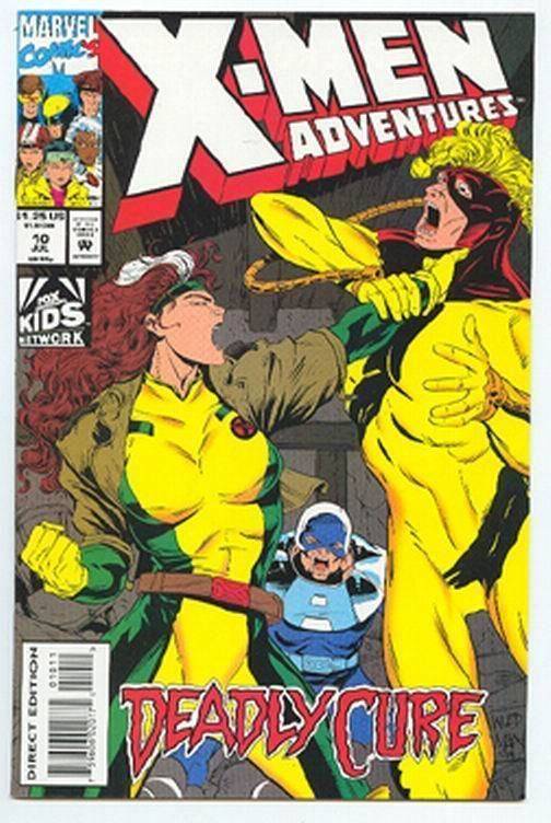 X-MEN ADVENTURES #10 NM!