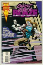 SPIRITS of VENGEANCE #19 (Ghost Rider & Blaze) NM! - $1.50