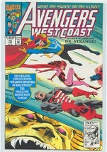 AVENGERS WEST COAST #79 NM! - $1.50