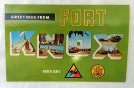 Vintage Uncirculated Greetings from Fort Knox K... - $24.47